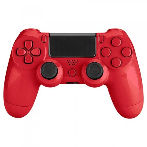 PS4 Controllergehäuse inkl. Mod Kit - Candy Rot