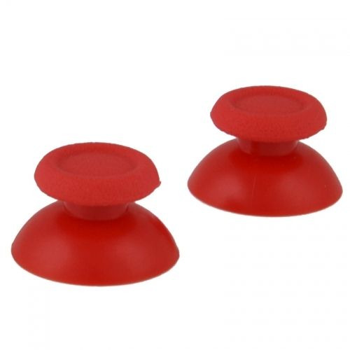 PS4 Thumbsticks - Rot