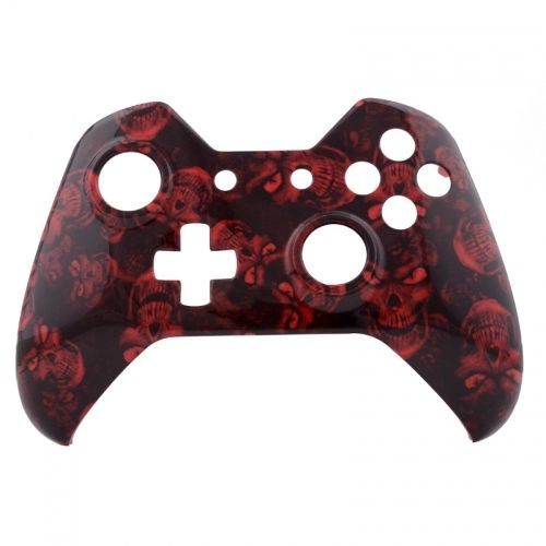Xbox ONE Controller Oberschale - Madness Red Skull