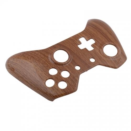 Xbox ONE Controller Oberschale - Wooden Grain