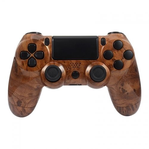 B-Ware - PS4 Controllergehäuse - Hard Wood