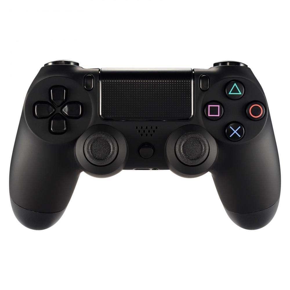 PS4 Controller Oberschale für Alte Modelle - Soft Touch Schwarz